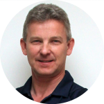 A profile photo of Dr Ian McCurdie medical committee member of Major Trauma Group