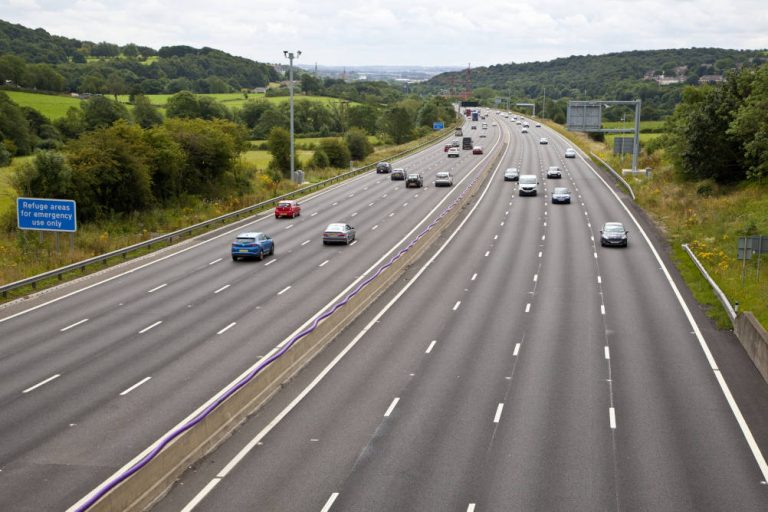 Smart Motorways in the UK